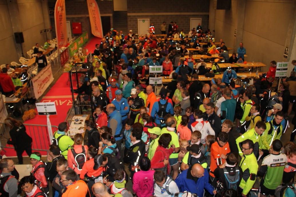 Plus de 800 participants à l'édition 2015 du Trail de l'Orneau à Gembloux